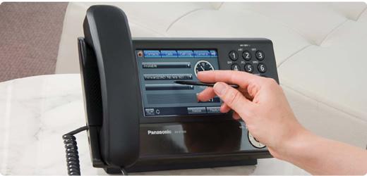 kx nt400 big21 Все бизнес приложения на экране телефона!
