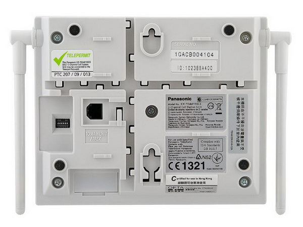 KX TDA0155 2 База KX TDA0155CE