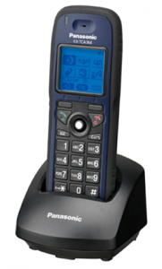 KX TCA364RU 181x300 Panasonic KX TCA364RU: телефон для суровых условий