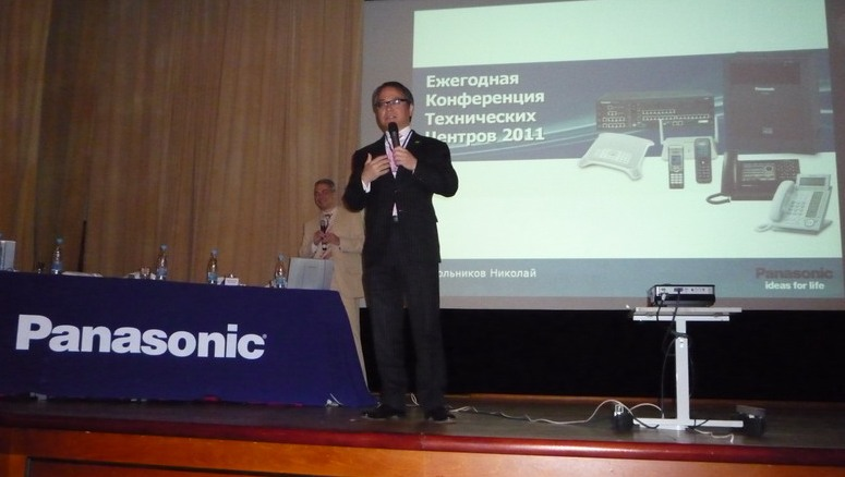 P1060417 resize Перспективы дальнейшего роста: итоги встречи Panasonic с бизнес партнерами