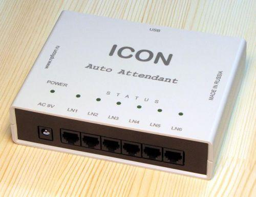 AA453USB Оборудование ICON