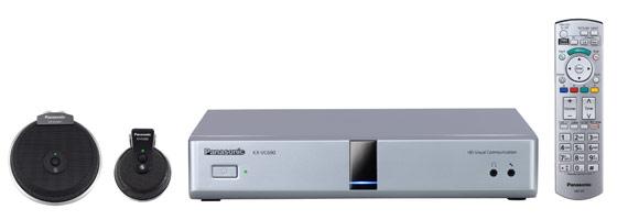 KX VC600 Системы видеоконференцсвязи Panasonic KX VC600CX и KX VC300CX – попробуй общение в формате 3D