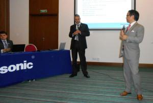 partnerskaya konferentsiya panasonic 1 300x203 ОргТелеСервис принял участие в ежегодной партнёрской конференции Panasonic