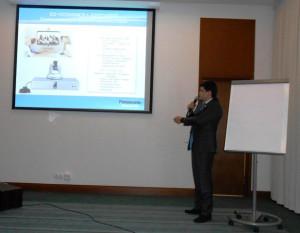 partnerskaya konferentsiya panasonic 2 300x233 ОргТелеСервис принял участие в ежегодной партнёрской конференции Panasonic