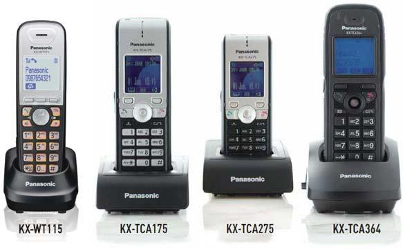 Telefony DECT База KX NS0154CE