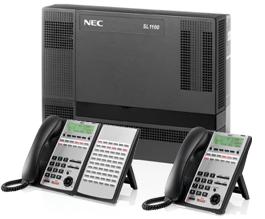 Nec Sl1000 Promotion АТС NEC SL1000