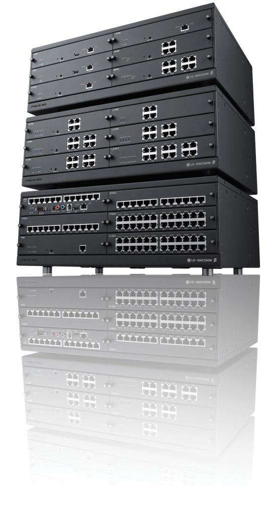 iPECS MG2 548x1024 АТС Ericsson LG