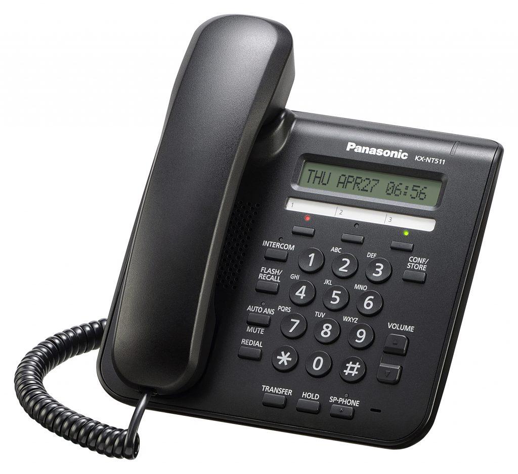 KX NT511 1024x936 Новое оборудование Panasonic