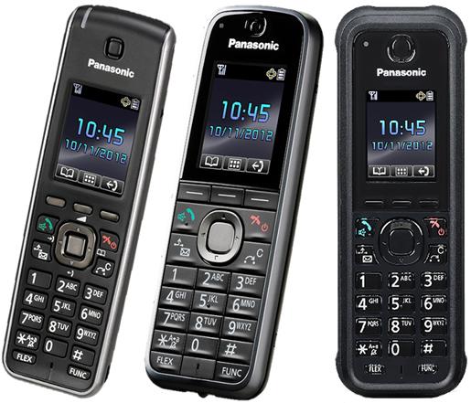 tca185 dect range Новое оборудование Panasonic
