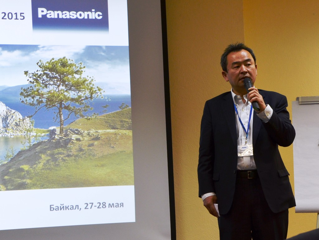 DSC 0049 1024x770 Компания Panasonic провела партнерскую конференцию на Байкале