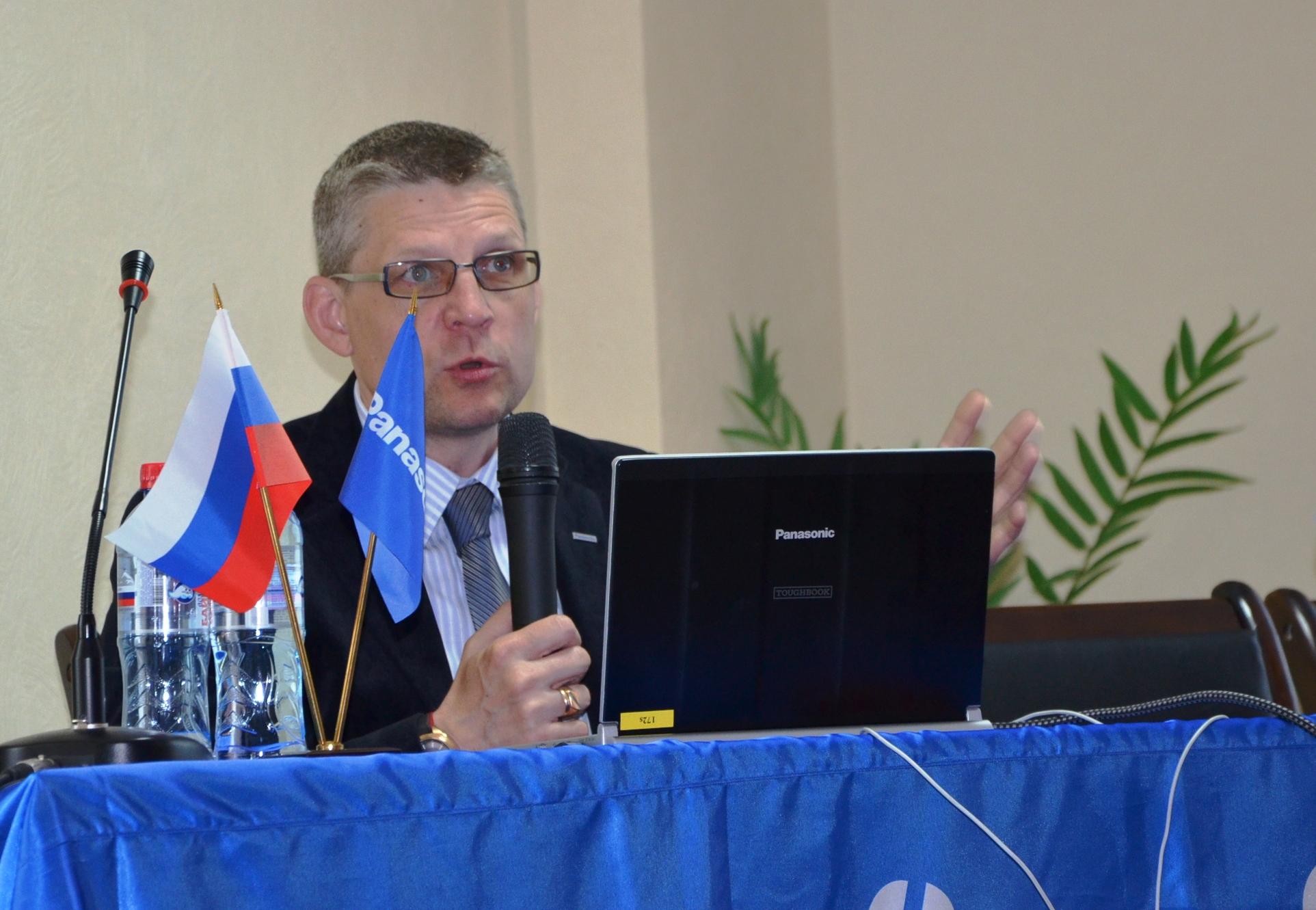 DSC 0104 Компания Panasonic провела партнерскую конференцию на Байкале
