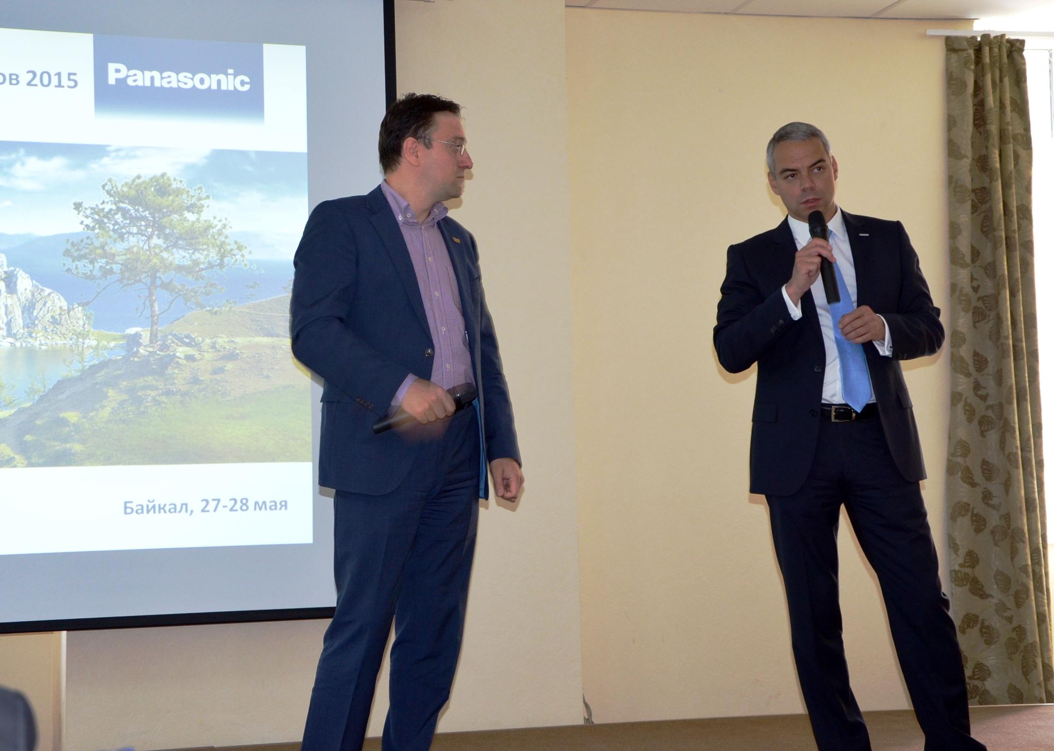 DSC 0110 Компания Panasonic провела партнерскую конференцию на Байкале