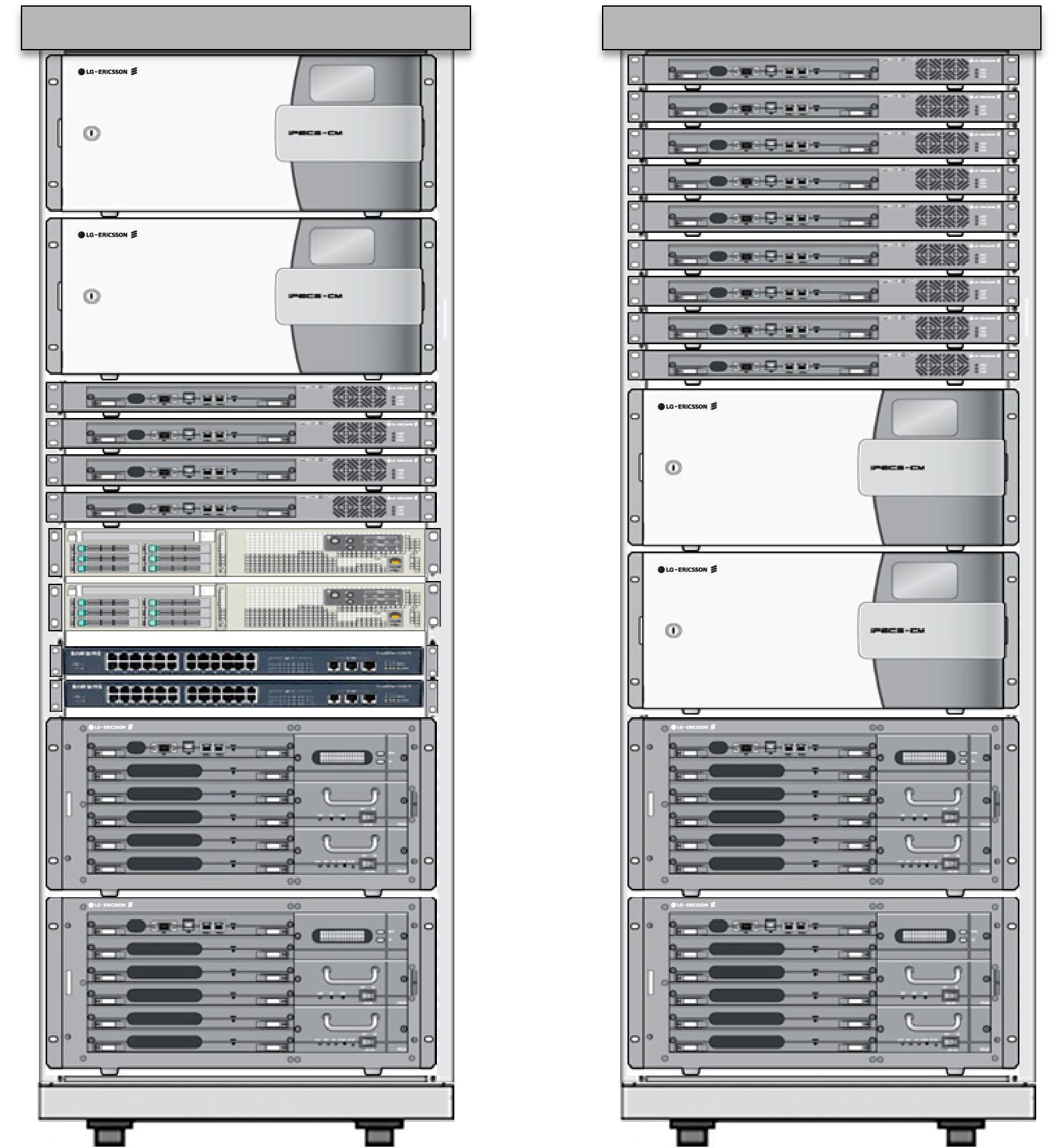 Конструктивы IPECS-CM