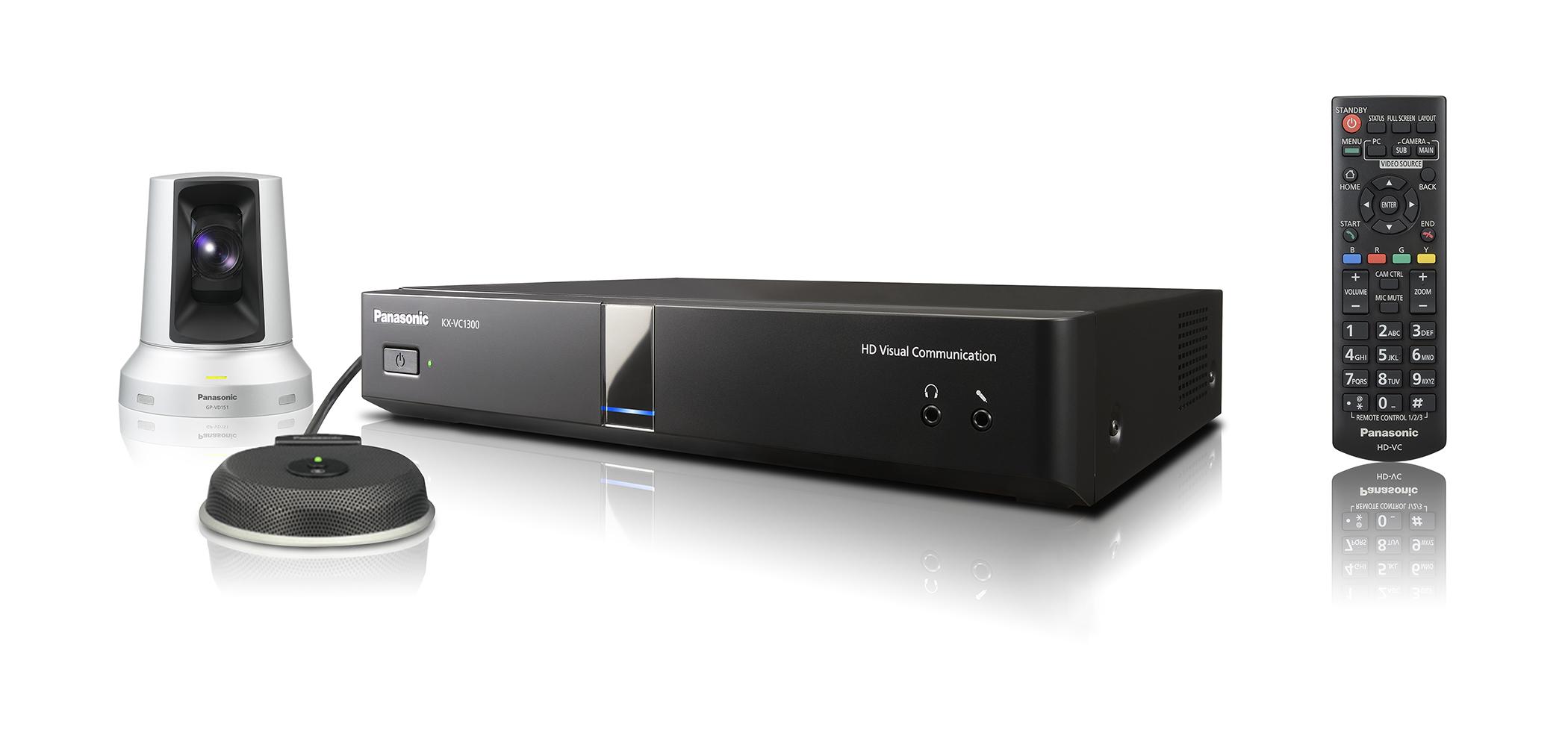 KX VC1300 Видео конференц связь