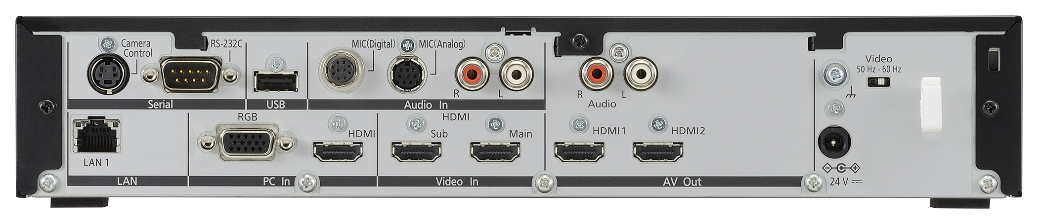 KX VC1300 03 Кодек KX VC1300