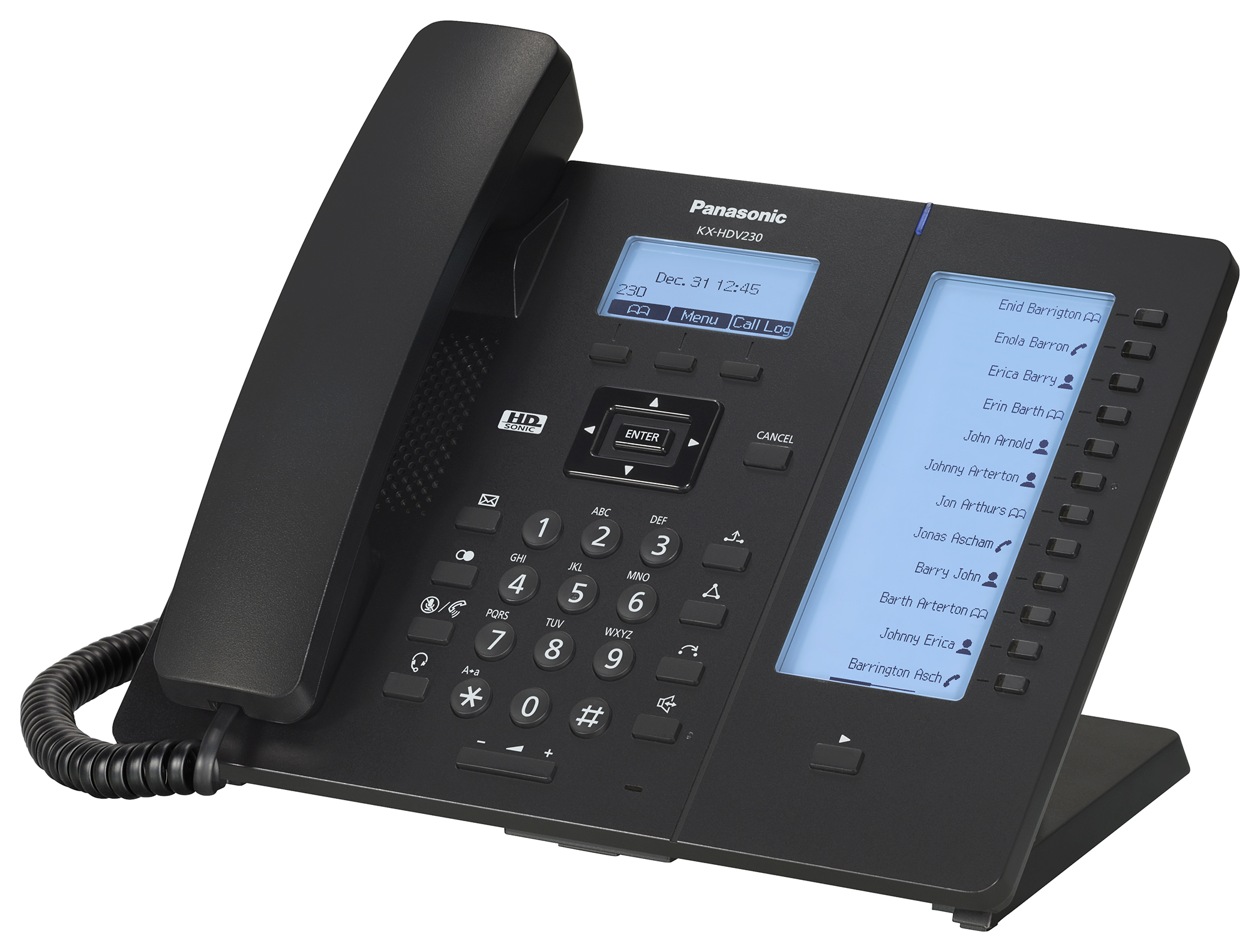 panasonic kx hdv230 SIP телефоны Panasonic