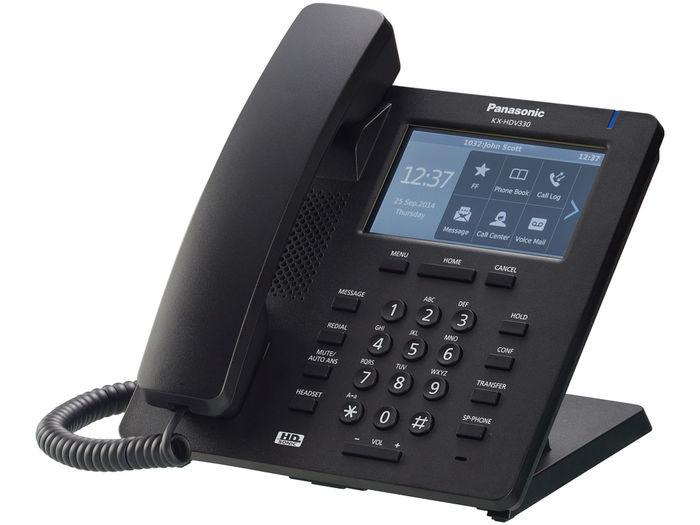 KX HDV330B SIP телефоны Panasonic