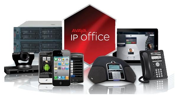 avaya ipo Платформа IP Office