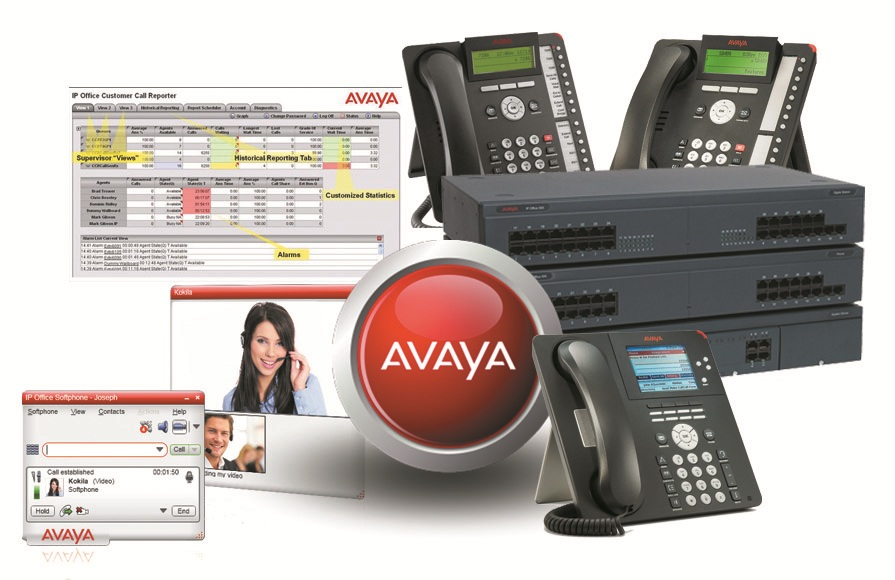 avaya5 Платформа IP Office