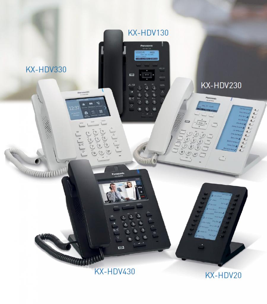 KX HDV 900x1024 SIP телефоны Panasonic