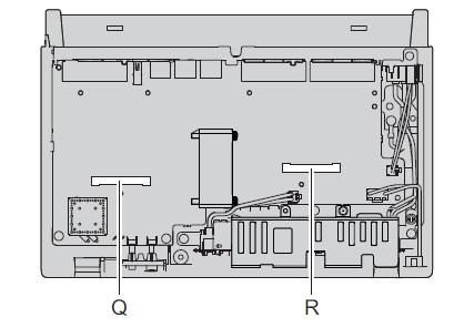 внутренний вид kx hts8241 IP АТС KX HTS824RU