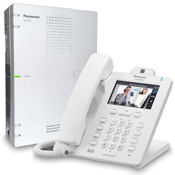 KX HTS32 600 web IP АТС KX HTS824RU
