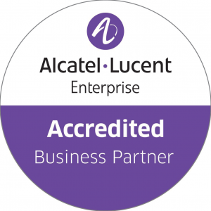 Accredited Business Partner 300x300 Решения Alcatel Lucent Enterprise