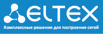 Eltex логотип MES2124P