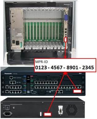 MPR ID KX NCS4104WJ