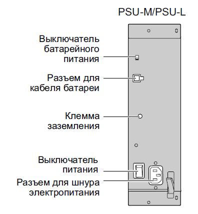 PSU ML KX TDA0104XJ
