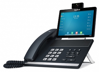 T49 left small VoIP оборудование Yealink