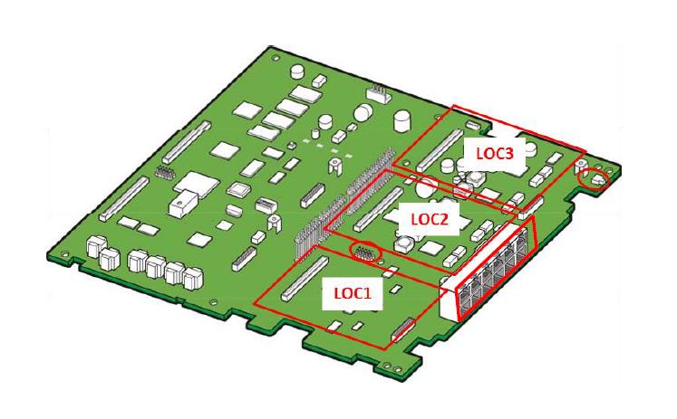 плата BMPB8S OS7070 OfficeServ 7070