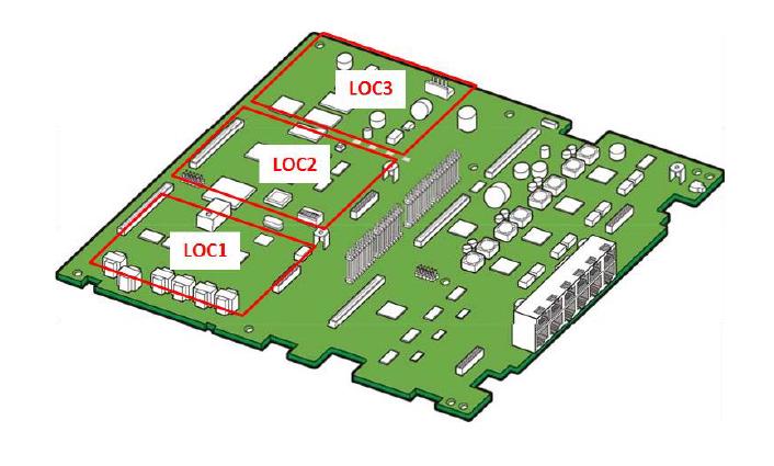 плата BMP OS7070 OfficeServ 7070