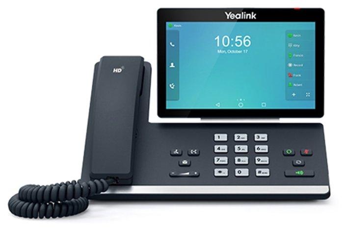 Yealink SIP T58A VoIP оборудование Yealink