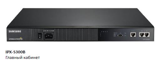 Главный кабинет IPX S300B SCM Compact