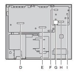 Основной блок NS500 (внутренний вид)