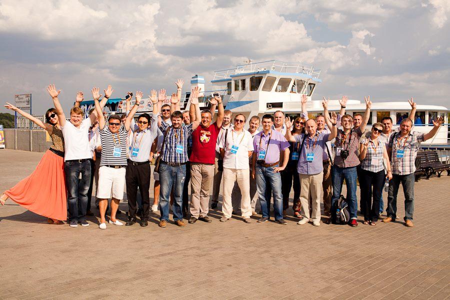 Конференция РТЦ 2014 Ericsson-LG