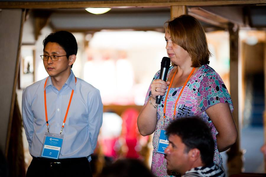 Конференция РТЦ 2014 Ericsson-LG (2)