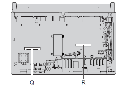 внутренний вид kx-hts824